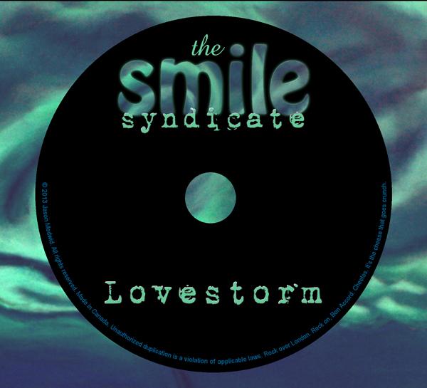 Lovestorm - CD